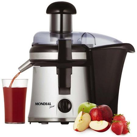 Slow Juicer Mondial Preco : Mondial CF-05 Juice Extractor, Silver - Walmart.com
