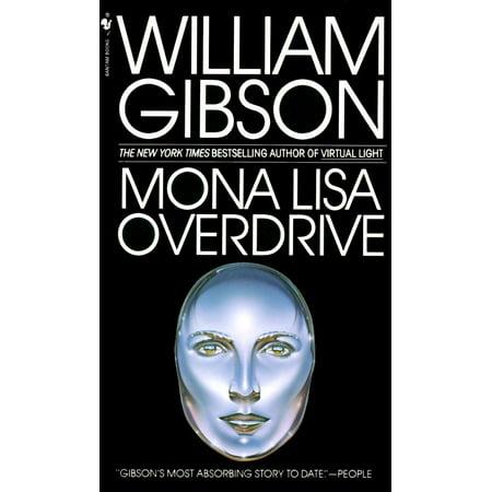 - Mona Lisa Overdrive