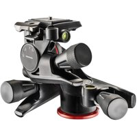 ManfrottoXPRO 3-Way, Geared Pan-and-Tilt Head with 200PL-14 Quick Release Plate