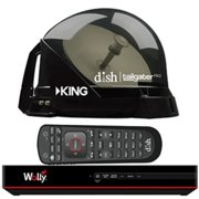 Best Rv Antennas - KING DTP4950 DISH Tailgater PRO Bundle - Fully Review