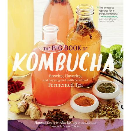 Big Book of Kombucha - Paperback