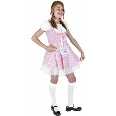 Little Miss Muffet Dress (Preteen Little Miss Muffet)