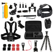 Mount Accessory Kit for GoPro Hero 1/2/3/3+/4/5 Camera