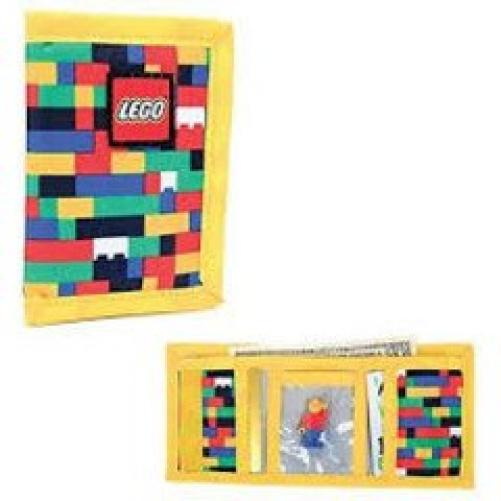 LEGO Brick Wallet - Building Set by LEGO (LBW)