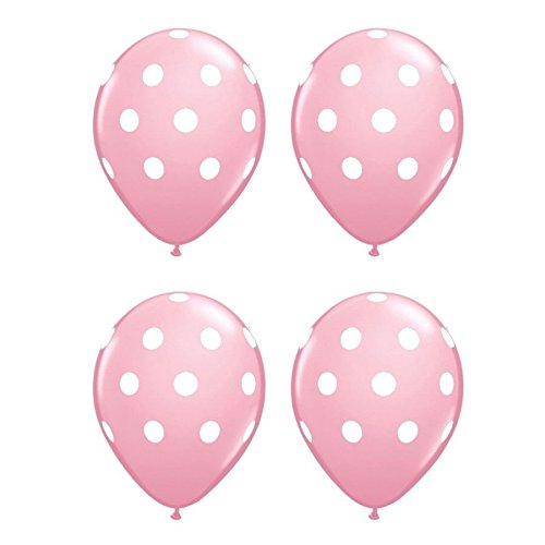 "10pcs 12"" Party Pink Balloons"