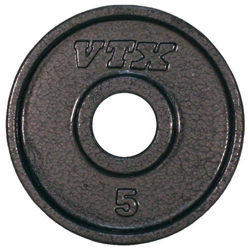VTX by Troy Barbell 5 lb. Olympic Grip Plate