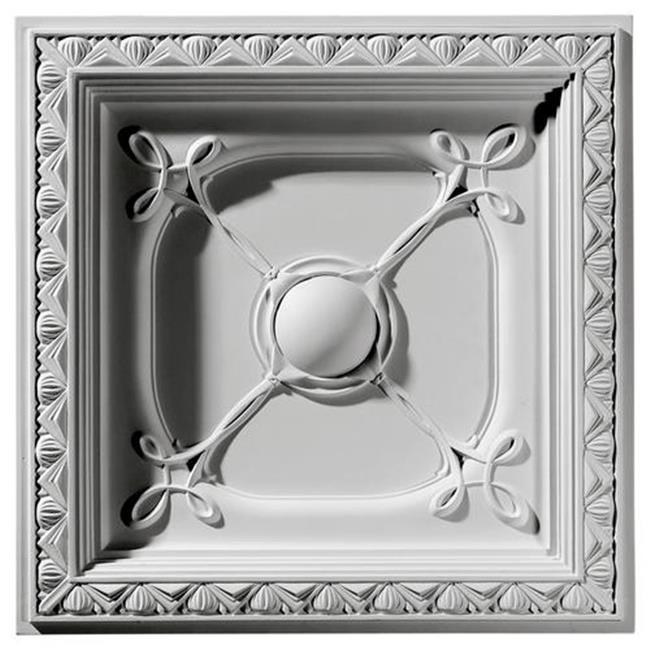 24 in. W x 24 in. H x 2.88 in. P Architectural Accents - Colonial Ceiling Tile