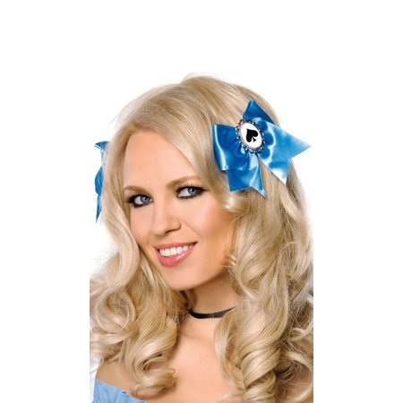Halloween Charm Packs (Alice hair bows with poker suit charms (3 sets per)
