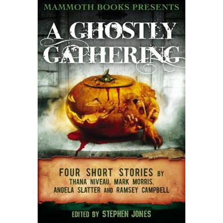 Ghostly Gathering - Mammoth Books presents A Ghostly Gathering - eBook