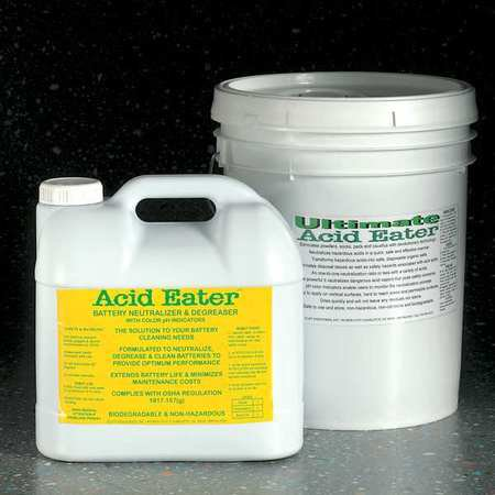 Battery Acid Neutralizer and Degreaser, Acid Eater, 1002-022