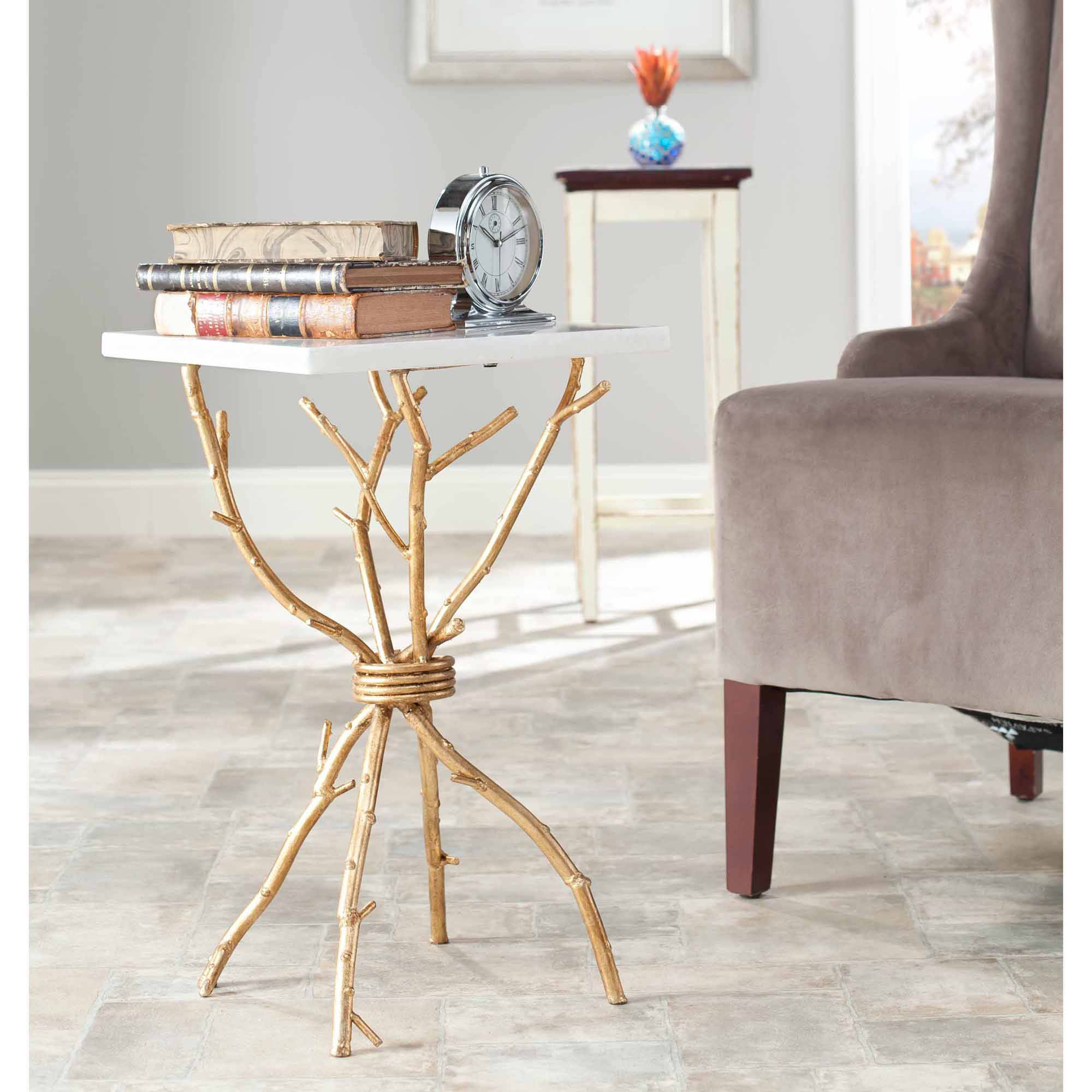 Safavieh Alexa Accent Table, Multiple Colors by Safavieh