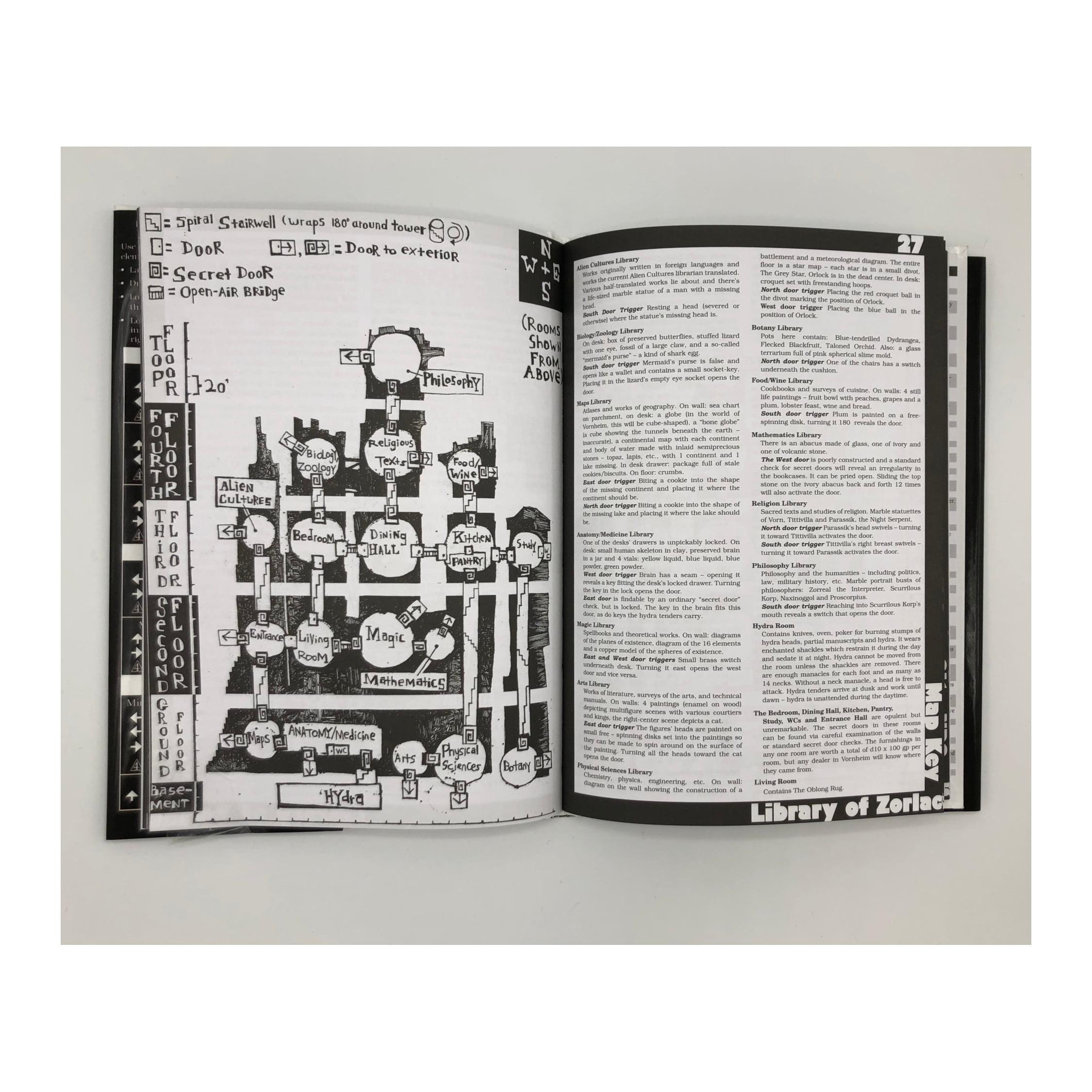 Vornheim The Complete City Kit 2nd Printing System Neutral Hardback Walmart Com Walmart Com