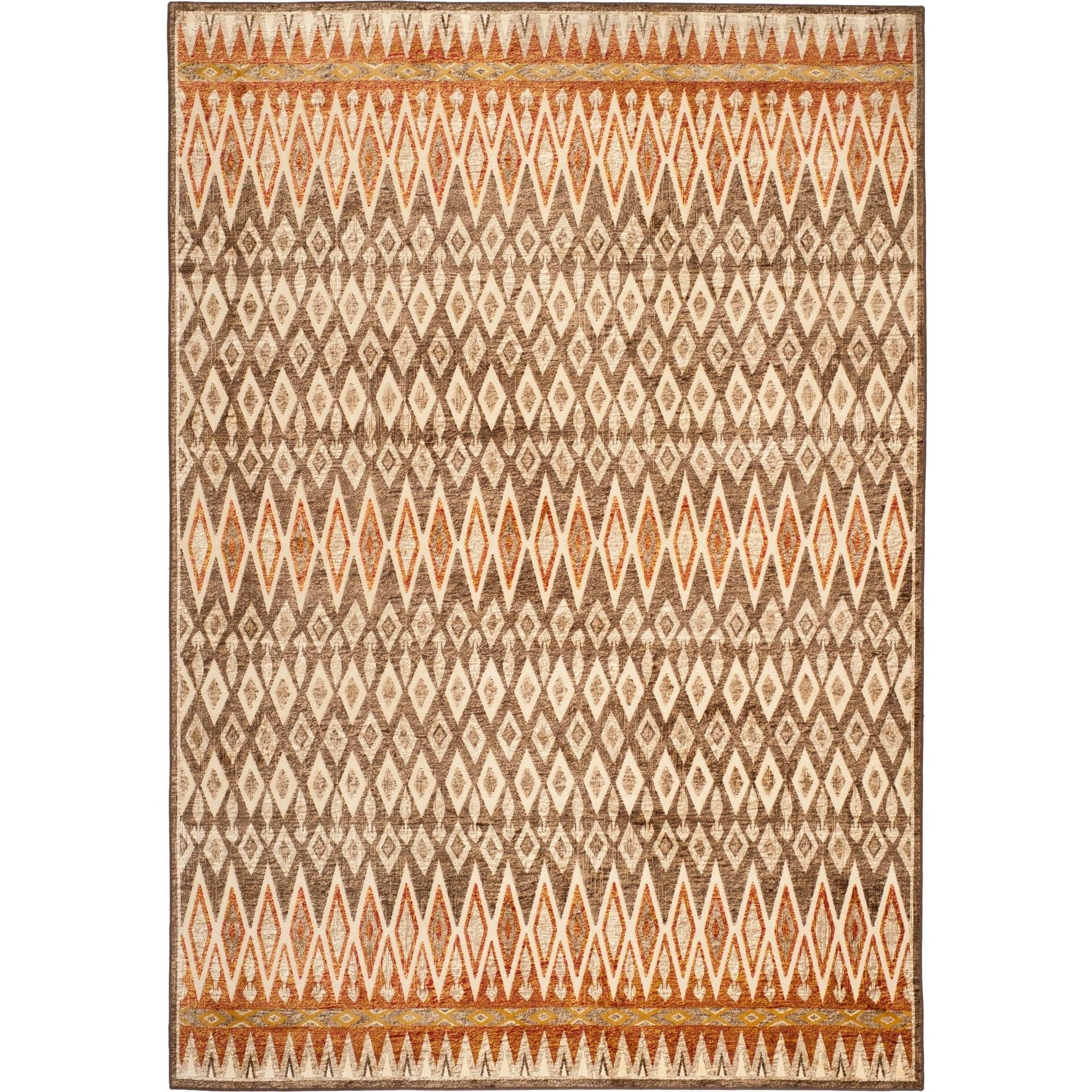 Safavieh Paradise Tatyanna Power Loomed Area Rug, Taupe/Cream
