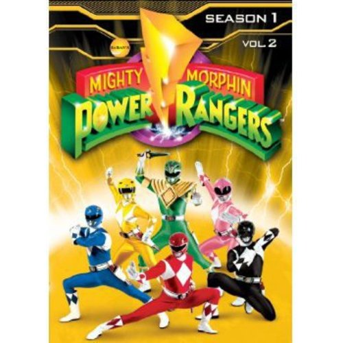 Mighty Morphin Power Rangers: Season 1, Vol. 2 (Full Frame)