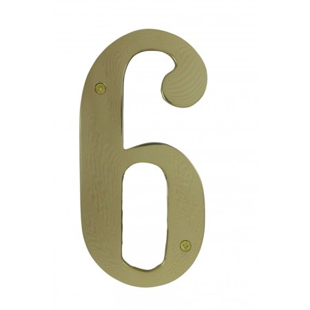Mirror Hinge Right Brass Hinge 3/4
