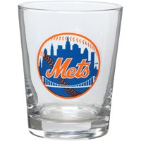 New York Mets 15oz. Double Old Fashioned Glass