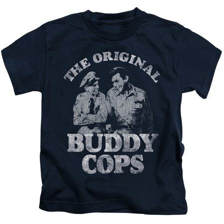 Andy Griffith/Buddy Cops Little Boys Juvy Shirt](Cop Shirt)