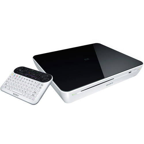 Sony NSZ-GT1 Internet TV and Blu-ray Disc Player Powered by Google TV