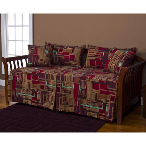 SIScovers Mission Statement 5-piece Daybed Ensemble