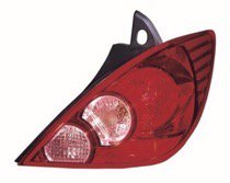 Tail Lamp Assembly Passenger Side Fits Nissan Versa Hatchback Model NI2801181