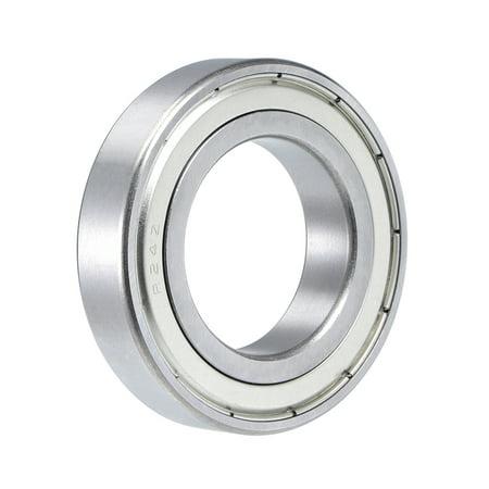 "R24ZZ Deep Groove Ball Bearing 1-1/2""x2-5/8""x9/16"" Shielded Chrome Bearings - image 1 of 4"