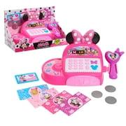 Disney Junior Minnie Mouse Bowtique Cash Register, Ages 3 +