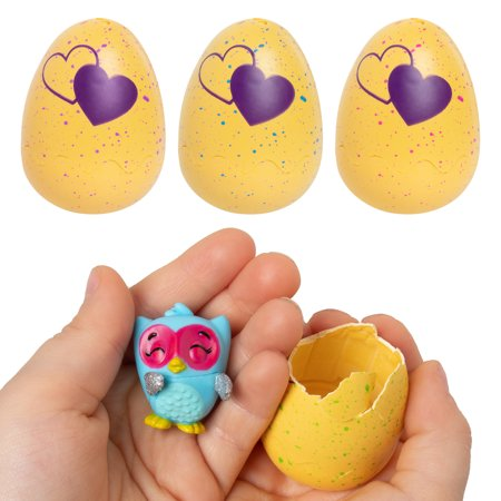 4 Pack Hatchimals CollEGGtibles Season 3 Blind Bag Toys Playset Hatch Surprise Animals From Egg Collectible