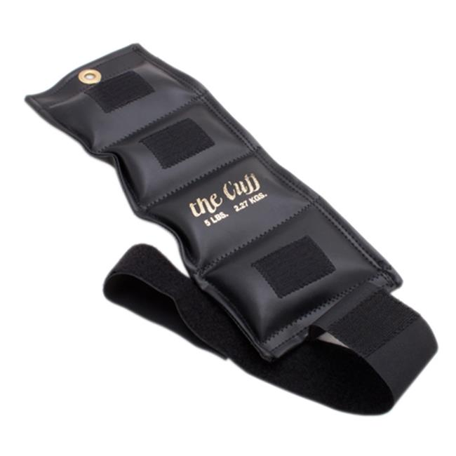 Fabrication Enterprises 10-0209 The Original Cuff Ankle and Wrist Weight - Black
