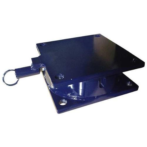 RWM T125-LMRT-SL Turntable Swivel Section, 30000 lb., Steel