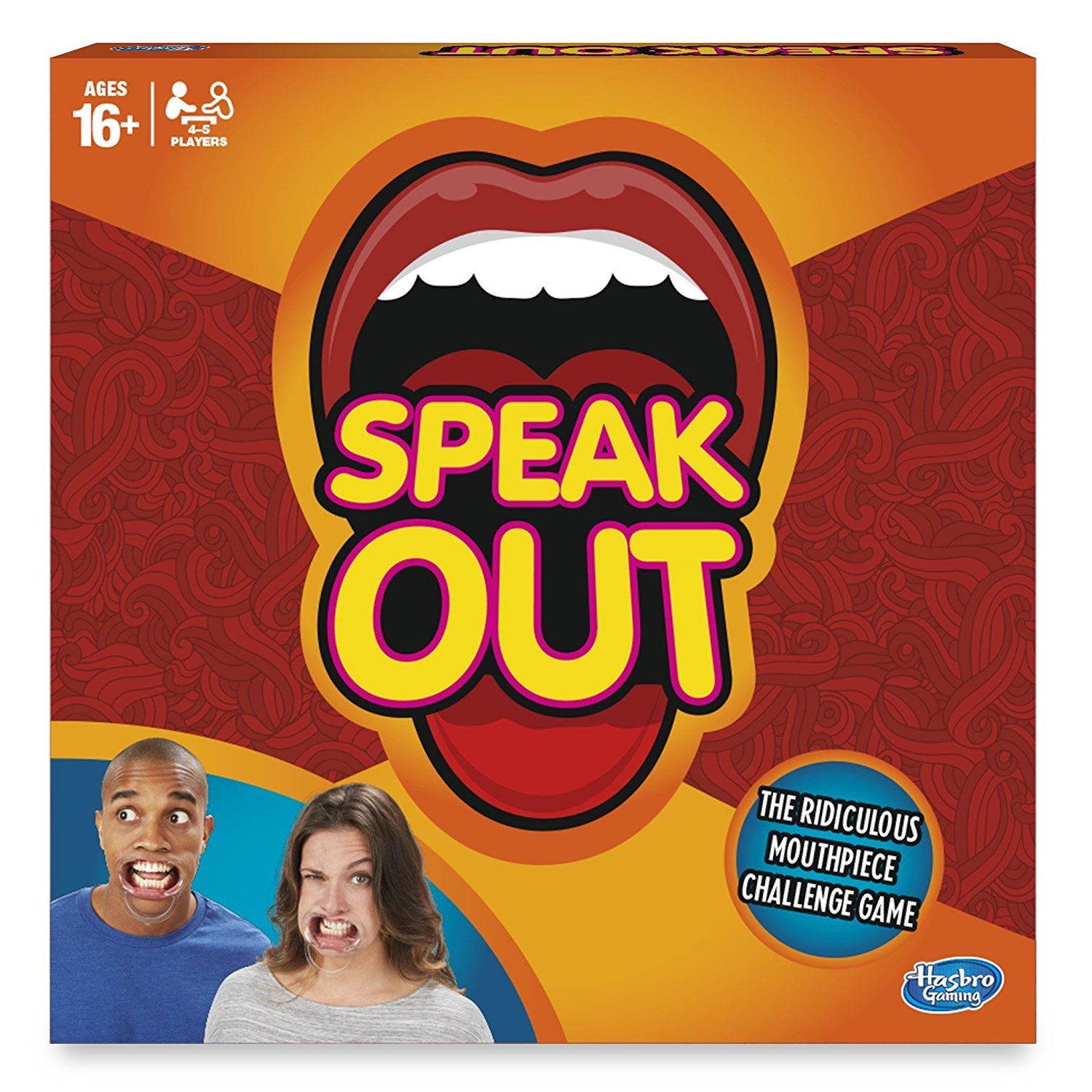Speak Out Game, By Hasbro by