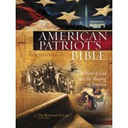 American Patriot's Bible-NKJV: The Word of God and the Shaping of America (Hardcover)