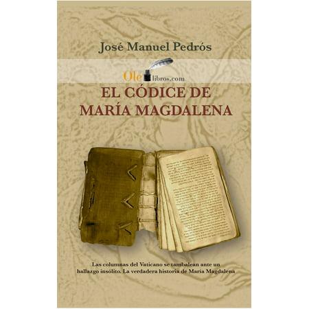 El códice de María Magdalena - eBook](Decoracion Magdalenas Halloween)
