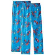 Spider-Man Boys Pajama Pants Pack of 2 Soft Lounge Pants Sleepwear, 2 Pack, Size: Small / 4-5