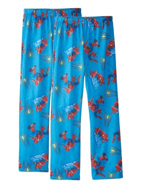 83bfd2961 Product Image Spider-Man Boys Blue Pajama Pants, Sizes 4-10, 2 Pack,