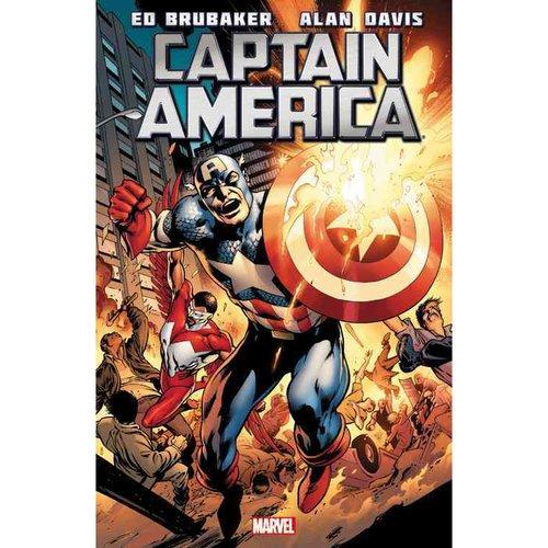 Captain America by Ed Brubaker 2