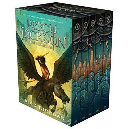 Image result for percy jackson boxed set