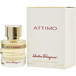 ATTIMO by Salvatore Ferragamo - EAU DE PARFUM SPRAY 1.7 OZ - WOMEN