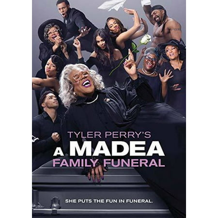 Good Family Halloween Movies (A Madea Family Funeral (DVD))
