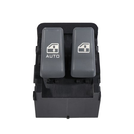 Front Left Power Window Switch for 97-05 Pontiac Montana Trans Sport - 10387304 (Pontiac Trans Sport Air)