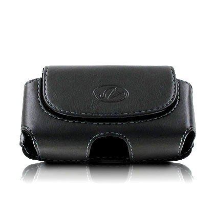 Mobile Phone Holster - Milan Extra Small Universal Horizontal Cell Phone Case / Pouch / Holster with Belt Loop & Belt Clip