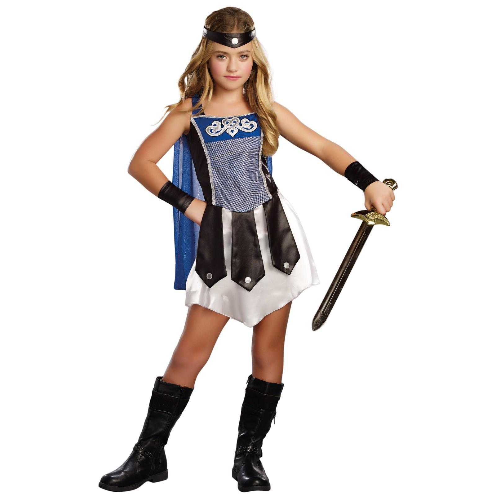Gladiator Girl Child Costume