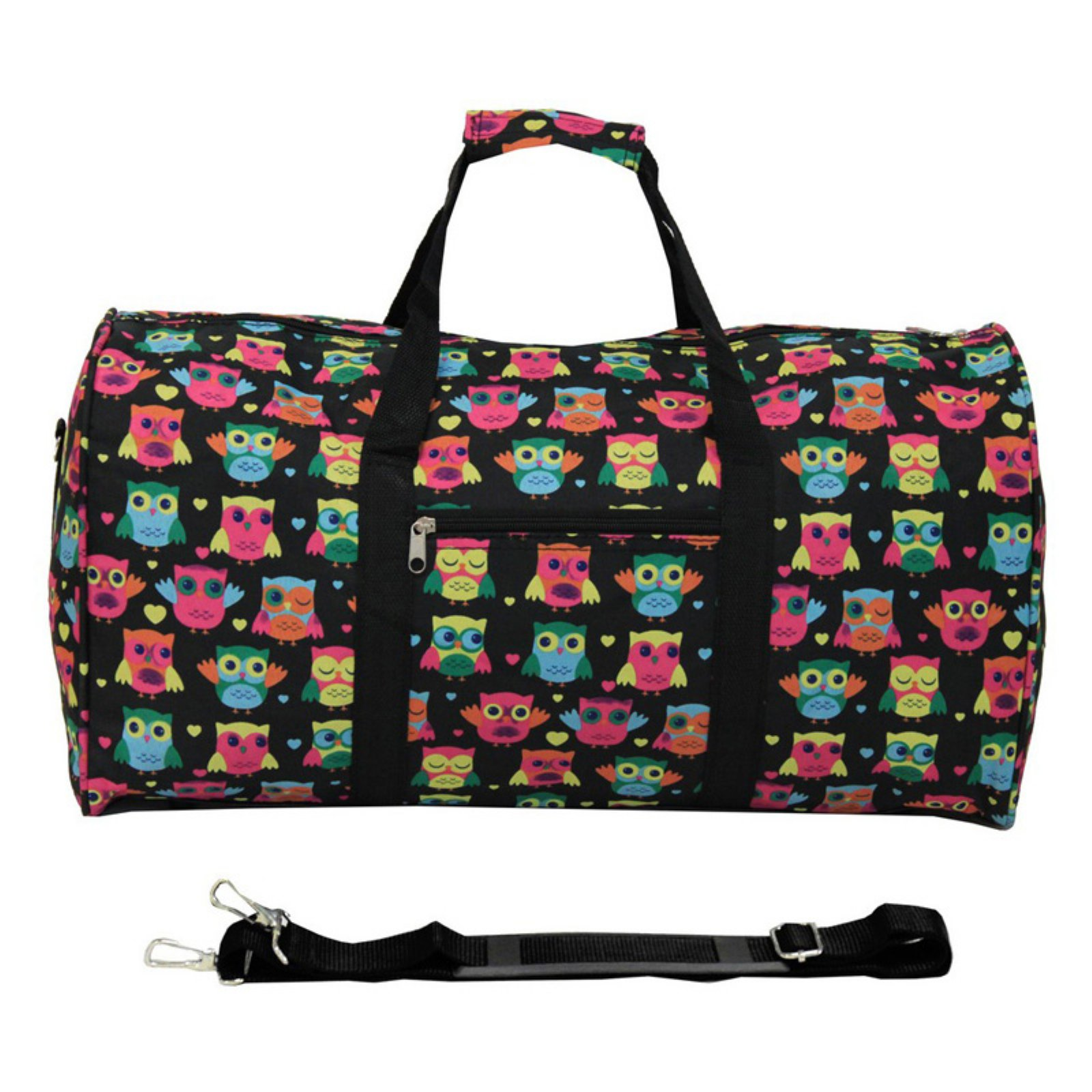 World Traveler Owl 22 in. Duffel Bag by World Traveler