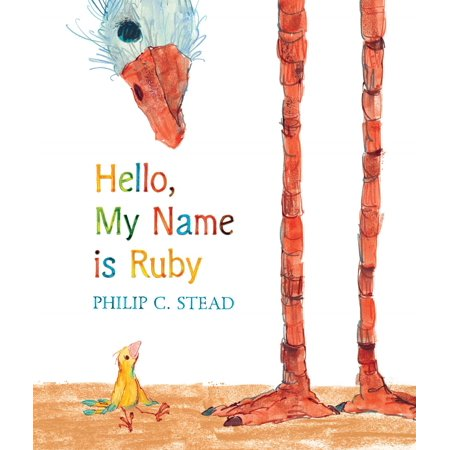 Hello, My Name Is Ruby : A Picture Book](Halloween 5k Name Ideas)