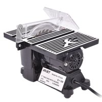 "4"" Mini Electric Table Saw Tablesaw 8500 RPM Hobby And Craft Power Tools"