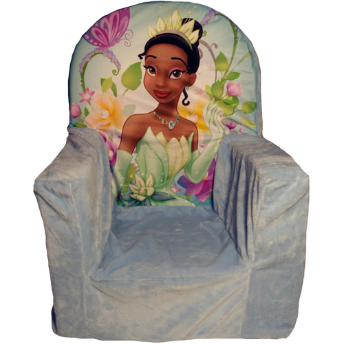 Princess and the Frog High-Back Chair