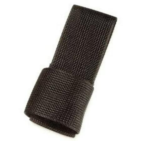 Police Security Black Nylon Universal Maglite