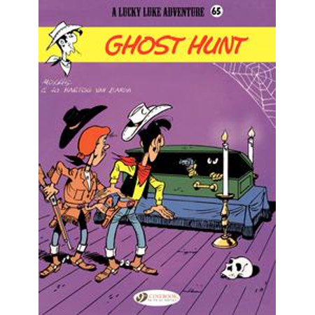 - Lucky Luke (english version) - Tome 65 - Ghost Hunt - eBook