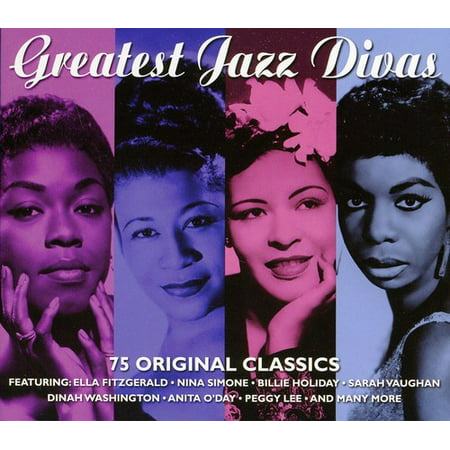 Greatest Jazz Divas / Various