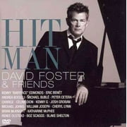 Hit Man: David Foster and Friends (CD) (Includes DVD)