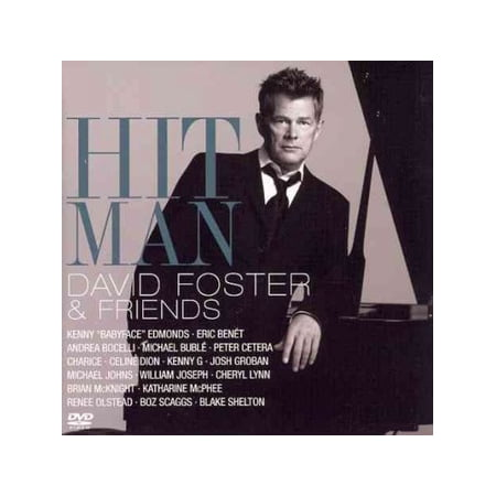 Poly Line Cd / Dvd (Hit Man: David Foster and Friends (CD) (Includes DVD))